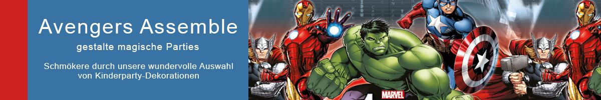 Avengers Assemble Multi Heroes