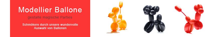 Modellier Ballone