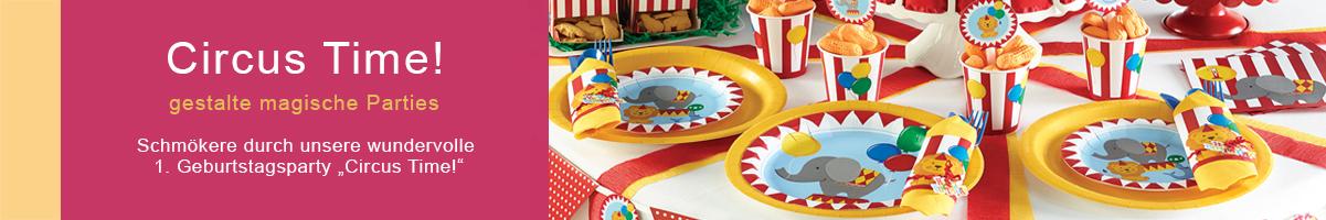 Circus Time!