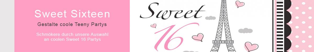16. Geburtstag