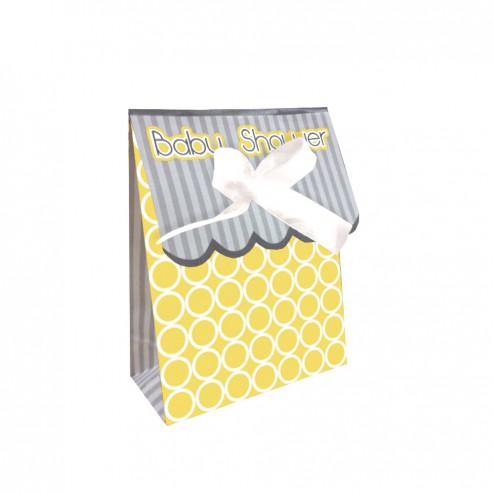 Tüten Mod Baby Shower 12 Stück