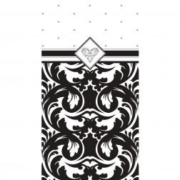 Servietten Black & White Party 16 Stück je 42 x 33cm