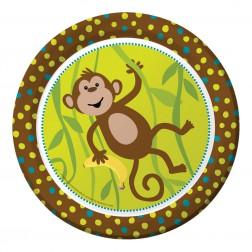 Monkey - 8 Teller