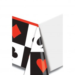 Poker Party - Tischdecke