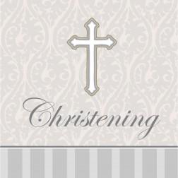 Cocktail-Servietten Erstkommunion Christening 16 Stück