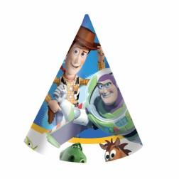Toy Story Partyhüte 6Stück
