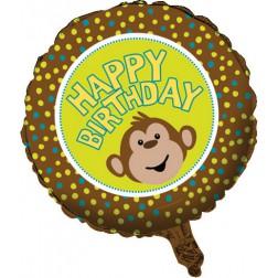 Monkey - Folien Ballon 46cm