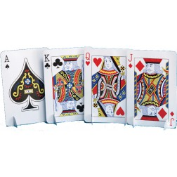 Poker Party - Tisch Deko