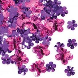 Konfetti Schmetterling und Blume 14g
