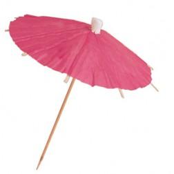 Cocktail Schirmchen Rosa