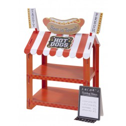Hot Dog Popcorn Stand