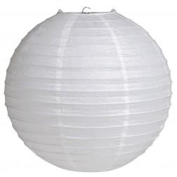 Lampion weiß 30cm