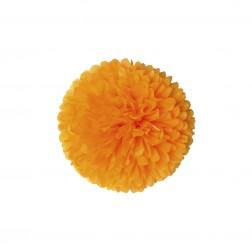 Pom Pom Orange 25cm