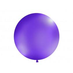 Riesenballon Lila 1m