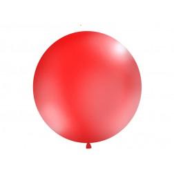 Riesenballon Rot 1m