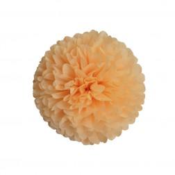 Pom Pom Peach 35cm