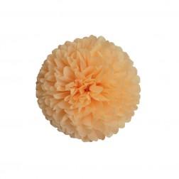 Pom Pom Peach 25cm