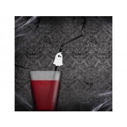 Strohhalme Ghost 6Stück