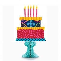 Tisch Deko Happy Birthday