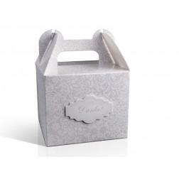 Party Box mit Tragegriff Danke 10Stück
