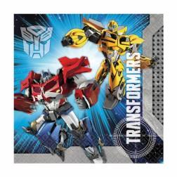 Transformers  Servietten 20Stück