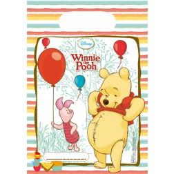 Winnie the Pooh Tüten 6Stück