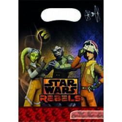 Star Wars Rebels Tüten 6Stück