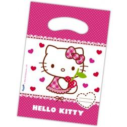 Hello Kitty Tüten 6Stück