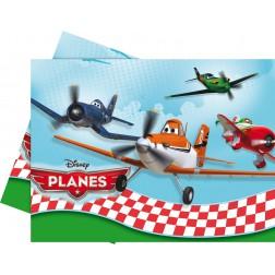Planes Tischdecke