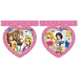 Princess and Animals Flaggen Banner 2,6m