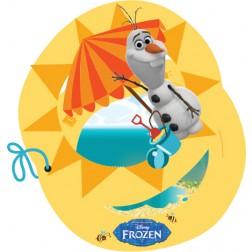 Olaf Summer Einladungskarten 6Stück