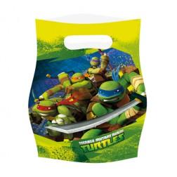 Ninja Turtles Tüten 6 Stück
