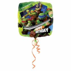Ninja Turtles Folienballon 43cm