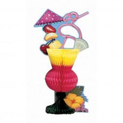 Tischdeko Cocktailglas 30,5cm