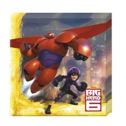 Big Hero 6 Servietten 20 Stück
