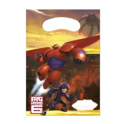 Big Hero 6 Tüte 6 Stück