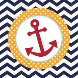 Servietten Baby Ahoy 16 Stück