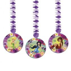 Fairy Magic Hängende Deko 3 Stück