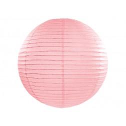 Papier Lampion rosa 35cm