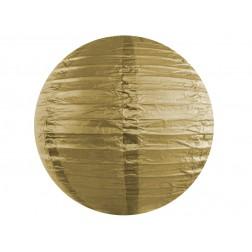 Papier Lampion gold 35cm