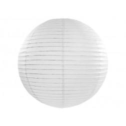 Papier Lampion weiß 35cm