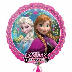 Frozen Singender Folienballon 71cm