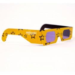 3D Brille Stern