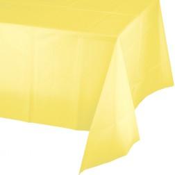 Tischdecke Gelb 137 x 274cm