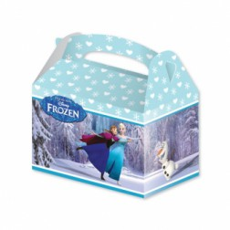 Frozen Party Box mit Tragegriff 4 Stück