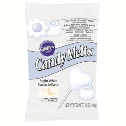 Wilton Candy Melts Weiß 340g