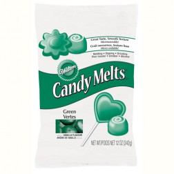 Wilton Candy Melts Grün 340g