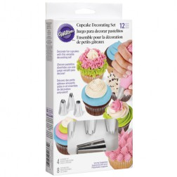 Wilton Cupcake Decorating Set 12 teilig