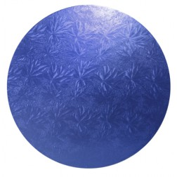 Tortenplatten Blau 25cm