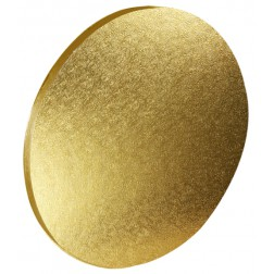 Tortenplatten Gold 25cm